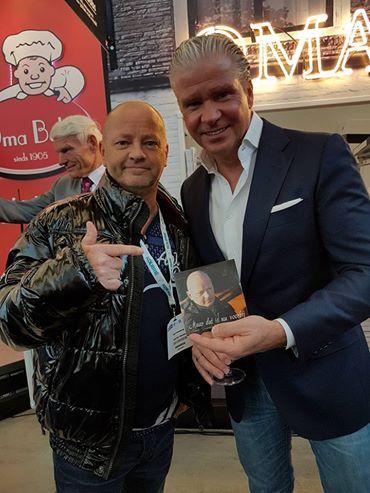 Dave Groenendijk en Dries Roelvink